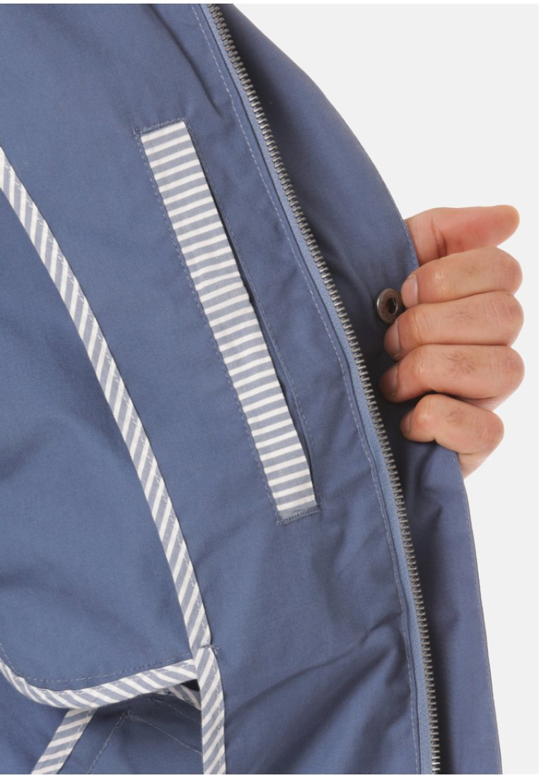 Ragwear MAREK Übergangsjacke blue/blau