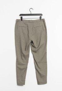 Mango - Trousers - brown - 1