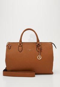 L.CREDI - ELLA - Handbag - cognac - 0