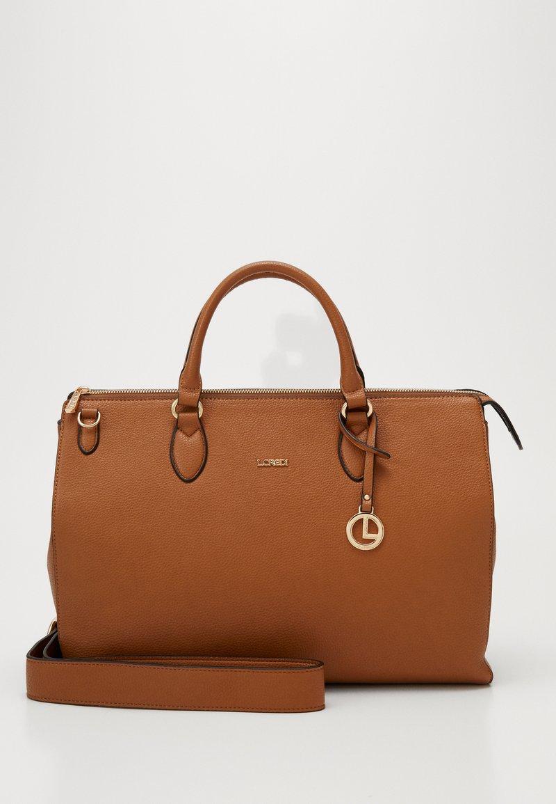 L.CREDI - ELLA - Handbag - cognac