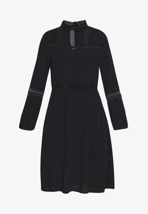 OBJSIFKA DRESS  - Day dress - black