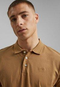 Esprit - Polo shirt - camel - 4