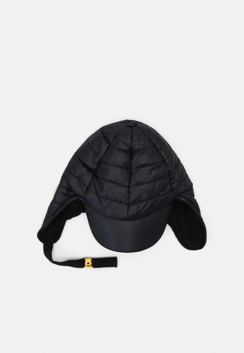 Mini Rodini - INSULATOR CAP - Beanie - black