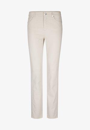 MARC CAIN DAMEN STOFFHOSE - Trousers - sand (21)