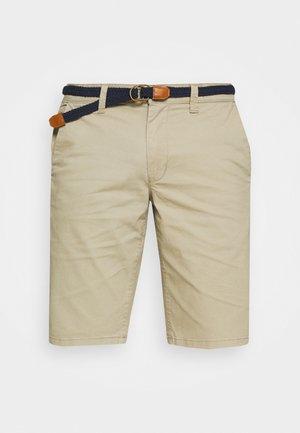 ONSWILL LIFE CHINO - Shorts - chinchilla
