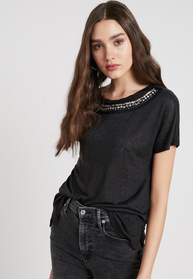 ONLRILEY BLING - T-shirt con stampa - phantom