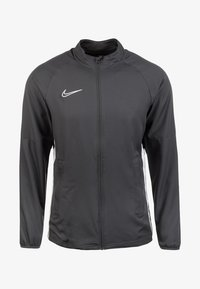 Nike Performance - DRY ACADEMY - Training jacket - anthracite/white - 0