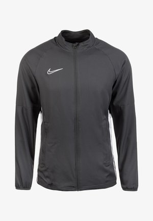 DRY ACADEMY - Training jacket - anthracite/white
