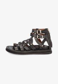A.S.98 - Sandals - nero - 1
