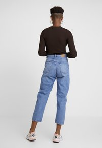 Weekday - MEG - Relaxed fit jeans - air blue - 2