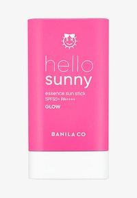 Banila Co - HELLO SUNNY ESSENCE SUN STICK SPF50+ PA++++ GLOW - Solcreme - - - 0