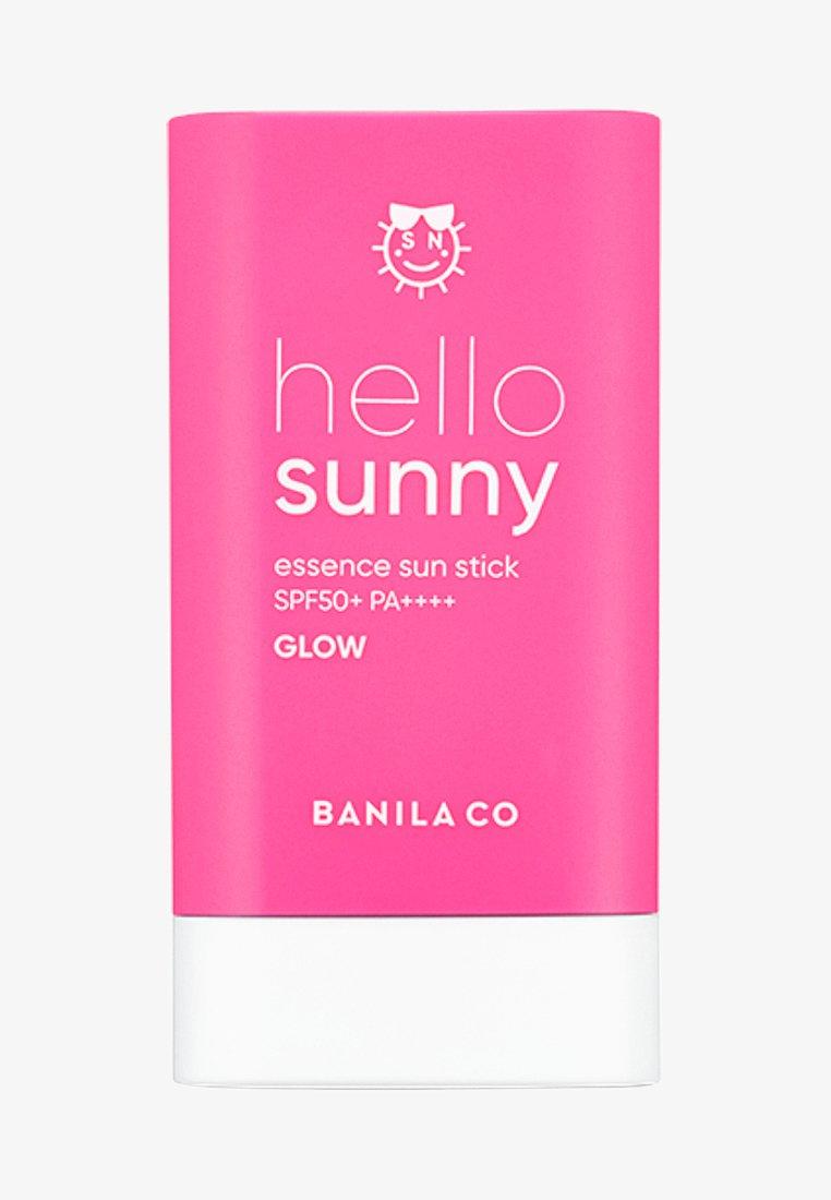Banila Co - HELLO SUNNY ESSENCE SUN STICK SPF50+ PA++++ GLOW - Solcreme - -
