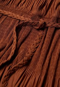 Violeta by Mango - Maxi dress - orange brûlé - 5