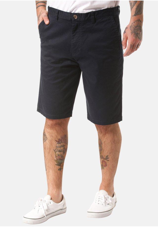 ELEMENT CHINO SHORTS HOWLAND CLASSIC - Shorts - blue