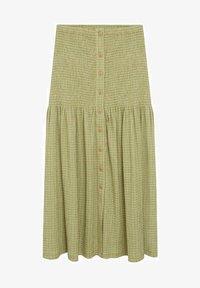 Mango - A-line skirt - vert - 5