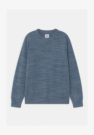 BOY SOLID CREW - Svetr - light blue heather