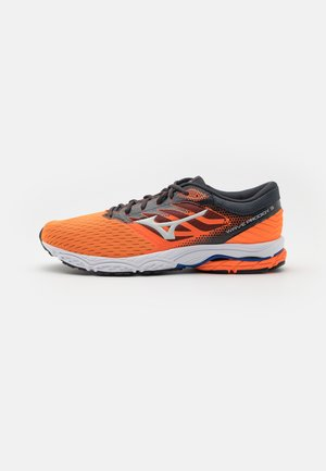 WAVE PRODIGY 3 - Chaussures de running neutres - orange clown fish/barely blue/ebony