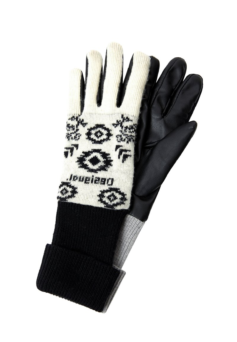 Desigual - Gloves - black