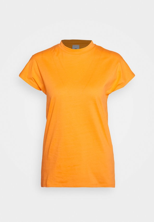 PROOF - Basic T-shirt - nectarine