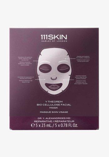 111SKIN MASKE Y THEOREM BIO CELLULOSE FACIAL MASK BOX - Face mask - -
