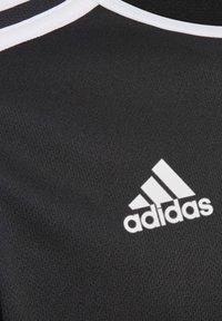 adidas Performance - ENTRADA JERSEY - Print T-shirt - black - 2