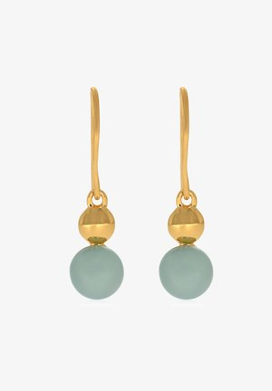 MIT CHALCEDON - Earrings - gold