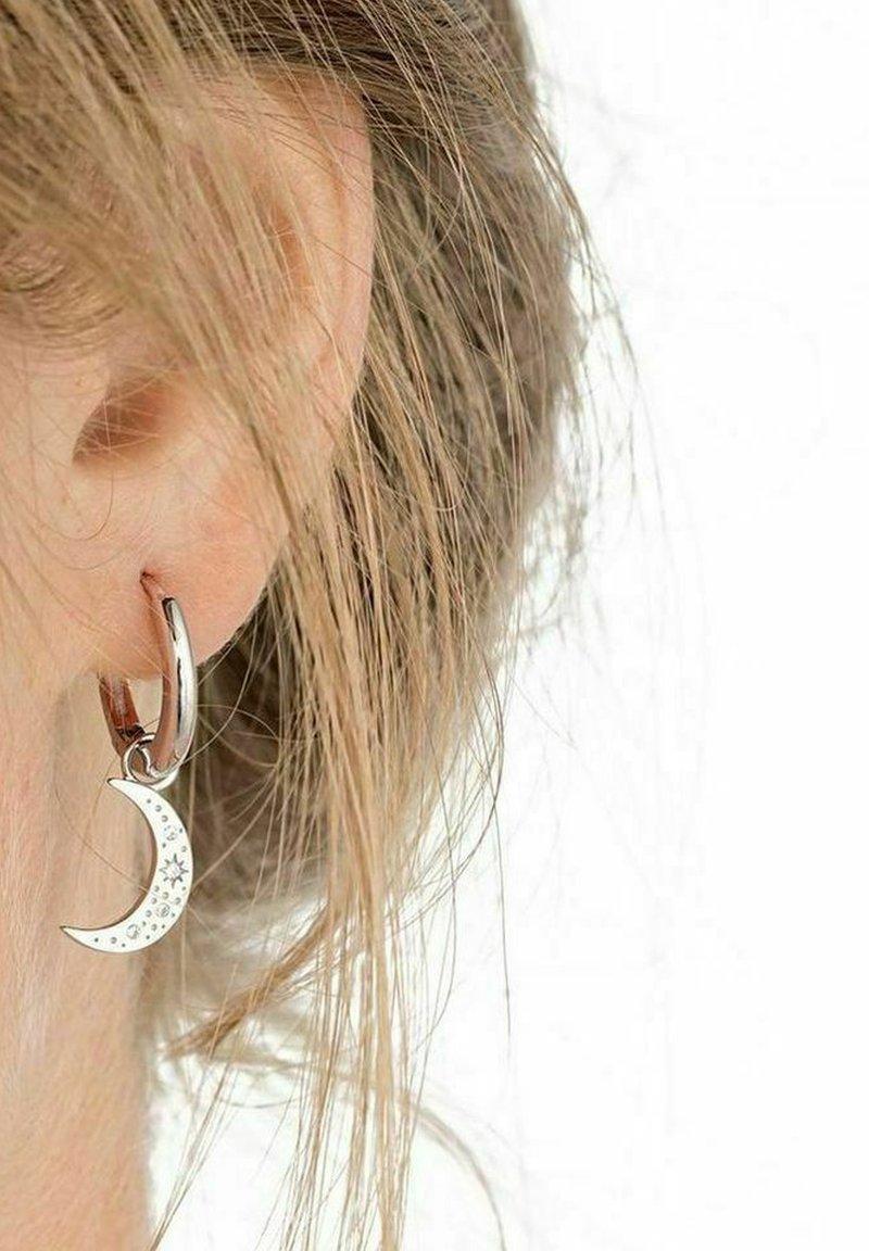 NOELANI - Earrings - silber