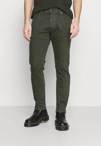 Diesel - LUSTER - Slim fit jeans - green - 0