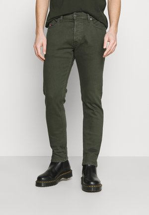 D-LUSTER - Slim fit jeans - green