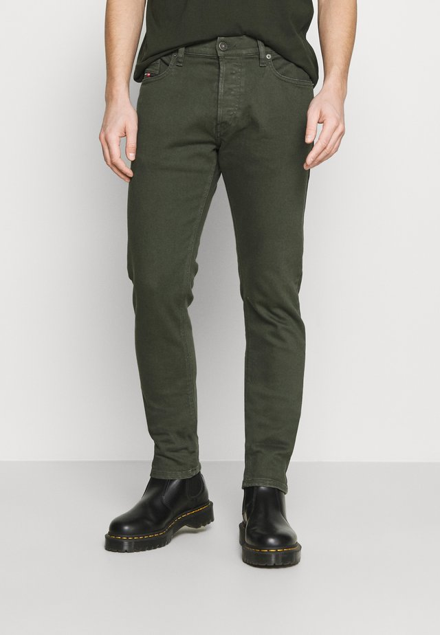 D-LUSTER - Jeans slim fit - green