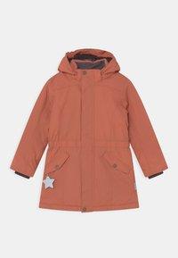 MINI A TURE - VELAJA - Winter coat - aragon red - 0