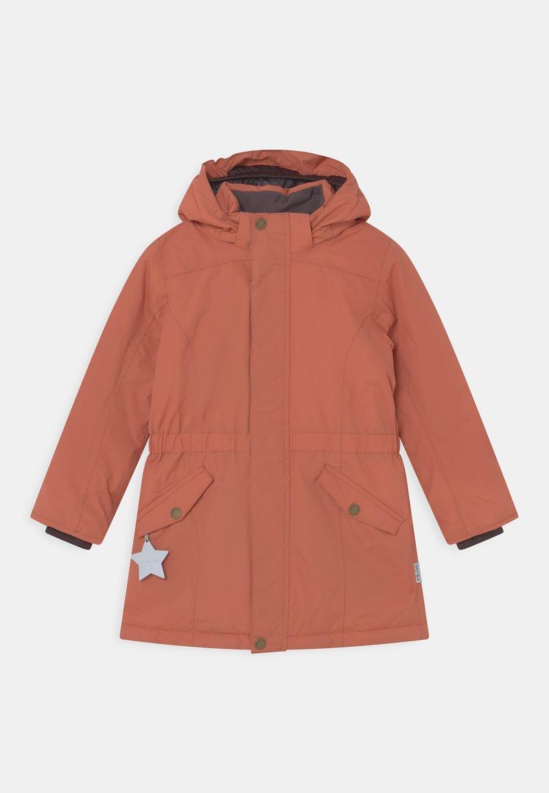 MINI A TURE - VELAJA - Winter coat - aragon red