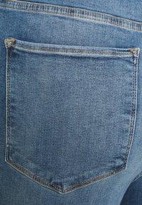 Even&Odd Curvy - Jeans Skinny Fit - light blue denim - 2