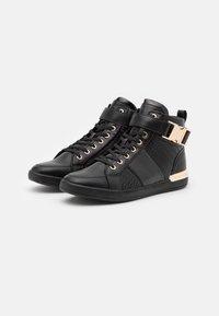 ALDO - BRAUER - High-top trainers - black - 1