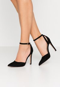 ONLY SHOES - ONLCHLOE - Escarpins à talons hauts - black - 0