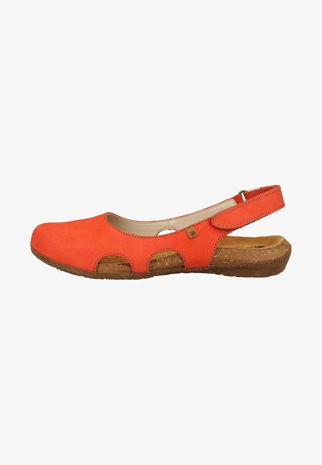Sandały - rot