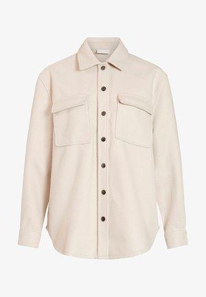 Summer jacket - sandshell