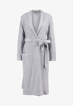 Dressing gown - grau melange