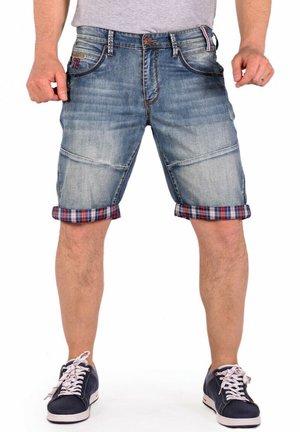 Shorts vaqueros - azul claro