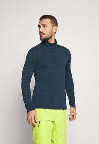 Icebreaker - MENS 260 TECH HALF ZIP - Jumper - nightfall - 0