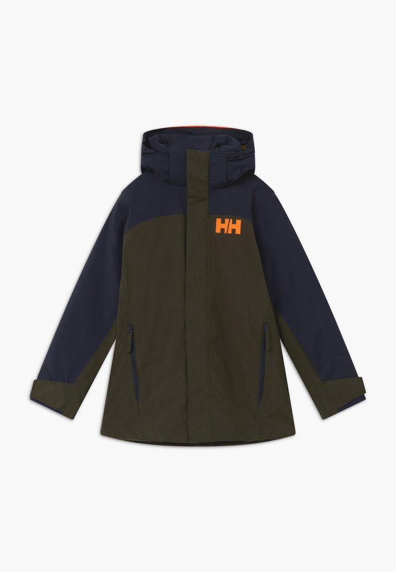 Helly Hansen - LEVEL  - Snowboardjakke - pine green