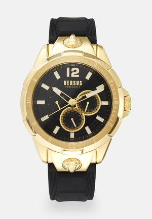 RUNYON - Reloj - black/gold-coloured