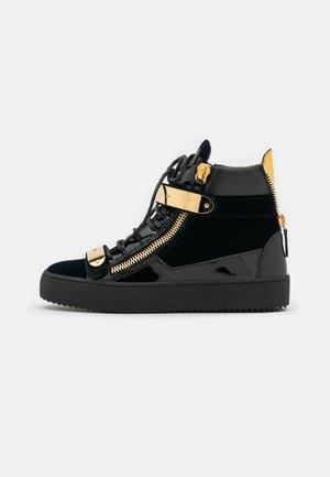 HIGH TOP - Sneakersy wysokie - navy