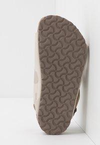 Birkenstock - MILANO - Sandals - desert soil/sand - 5