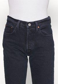 Levi's® - 501® CROP - Slim fit jeans - deep dark - 3