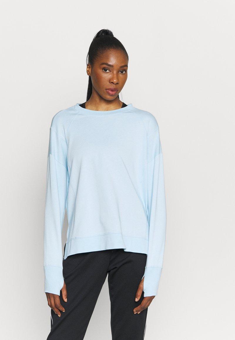 Sweaty Betty - AFTER CLASS  - Sweatshirt - ice blue
