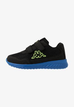 CRACKER II - Sports shoes - black/blue