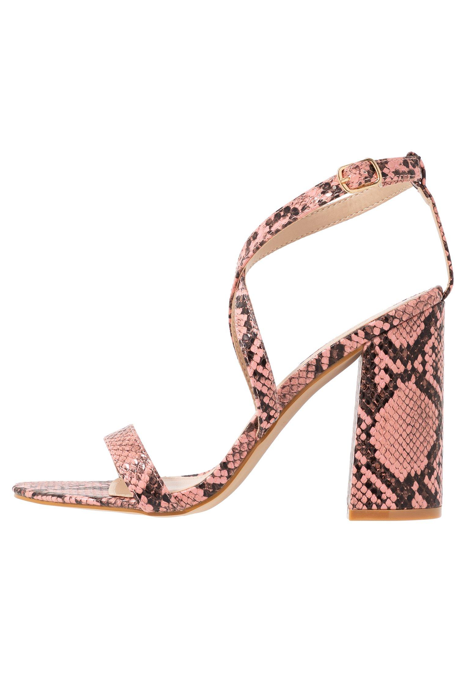 EGYPT Sandaletter pink