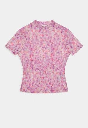 SHORT SLEEVE - T-shirts med print - lilac