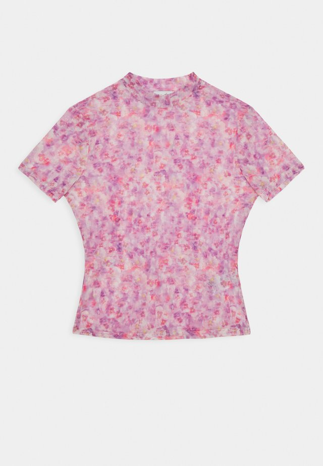 SHORT SLEEVE - T-shirts print - lilac